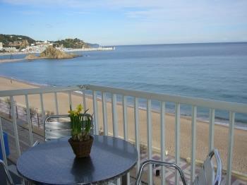 apartment Apartament Familiar amb vistes sobre el mar Blanes