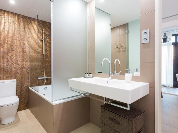 apartament superior de 2 habitacions - barcelona