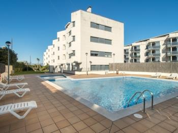 appartementen Costabravaforrent Balcó 2 l'Escala