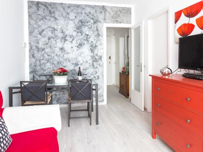 apartment deluxe red - poble sec