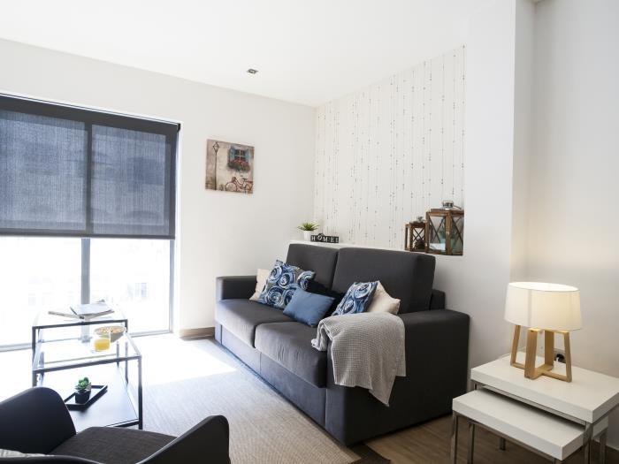 mozart 2 habitaciones - barcelona