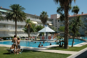 apartament ILLA MAR DOR 125 Estartit