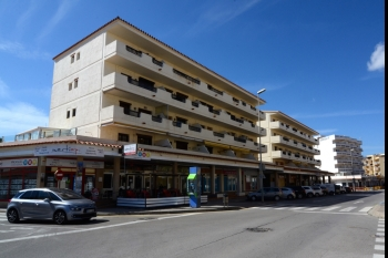 appartementen GARBI PARK C 403 PK. L'Escala