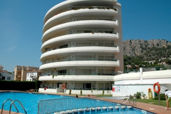 apartment MEDES PARK I 2-7 Estartit