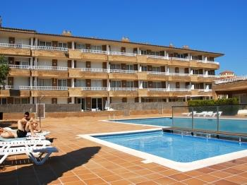 apartament APTOS. DEL SOL 415 Estartit
