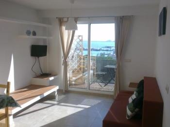 appartamento JOSEP PLA Apartament 1 hab. vista mar 2ad+2ns Roses