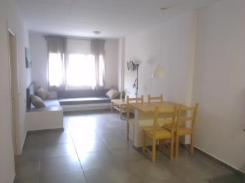 apartament LA RIERA Apartament 1 hab planta baixa 2ad + 2ns Roses