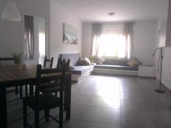 apartament LA RIERA Apartament 2 hab planta baixa 4ad + 3ns Roses
