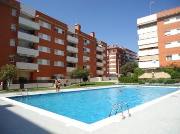 appartementen Terrazas 3-6(2/4pax)-Free WiFi-Pool-400m Beach Lloret de Mar