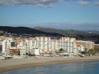 Alpen1 Peñíscola Playa /2 Dormitoris - Apartament a Peñíscola