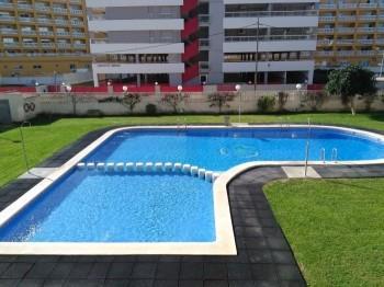 Alpen1 Paseo Marítimo /2 Dormitoris - Apartament a Peñíscola