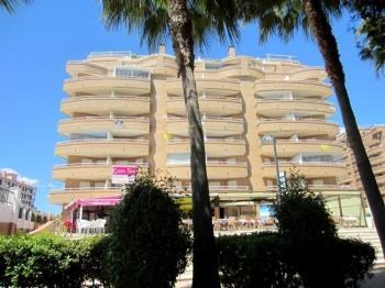 Alpen 1 - Marina Mar Marina D'or / Dos Dormitorios - Apartamento en Oropesa
