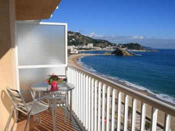 apartament Apartament 1 dormitori amb vistes al mar Blanes