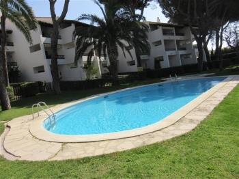 apartment Pueblo Pinos D103 l'Escala