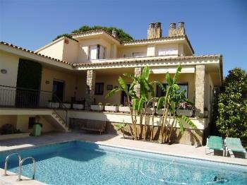 casa Villa Vilabertran l'Escala