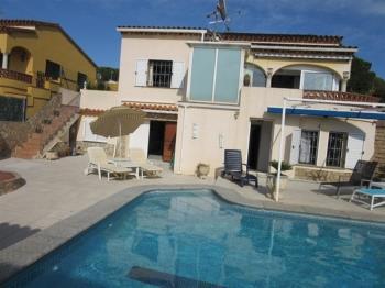 casa Villa Puig l'Escala