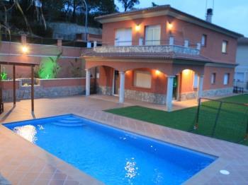 zuhause Villa Valverde Lloret de Mar