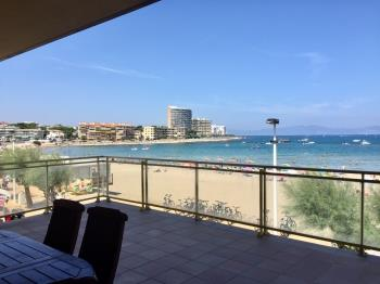 apartament PLATJA MARGARIDA 1 l'Escala