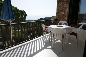 apartamento Kerstin Bruns - Apartamento Emilia with sea view tossa de mar