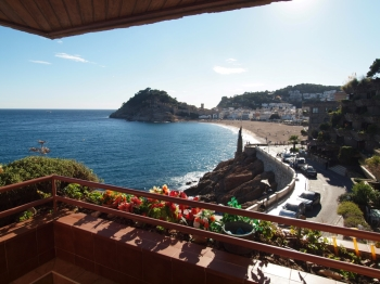 appartamento Kerstin Bruns - Apartamento la Illa with sea view tossa de mar