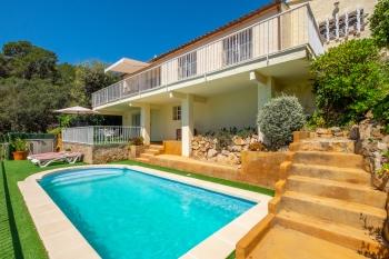 huis Villa Frente al Mar - Urano 5 tossa de mar