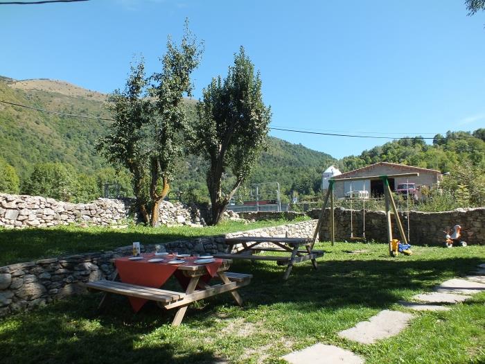 la cabana de dalt de cal pai - pardines