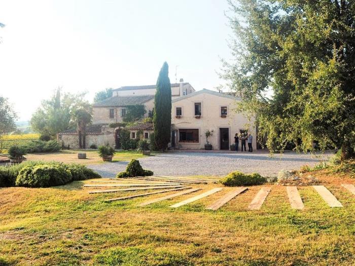 masía l'olivera gran - subirats