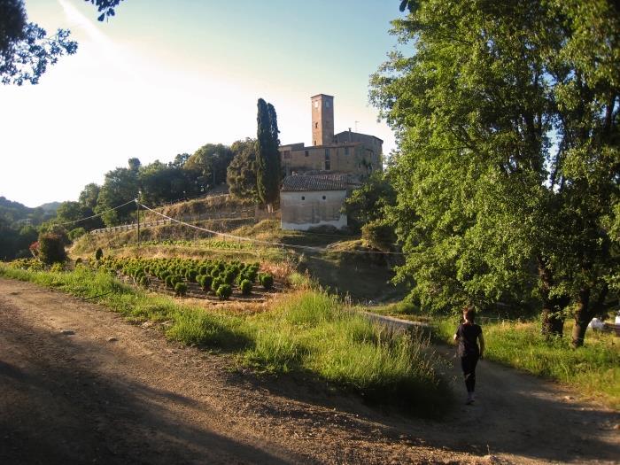 castell de castellterçol - castellterçol