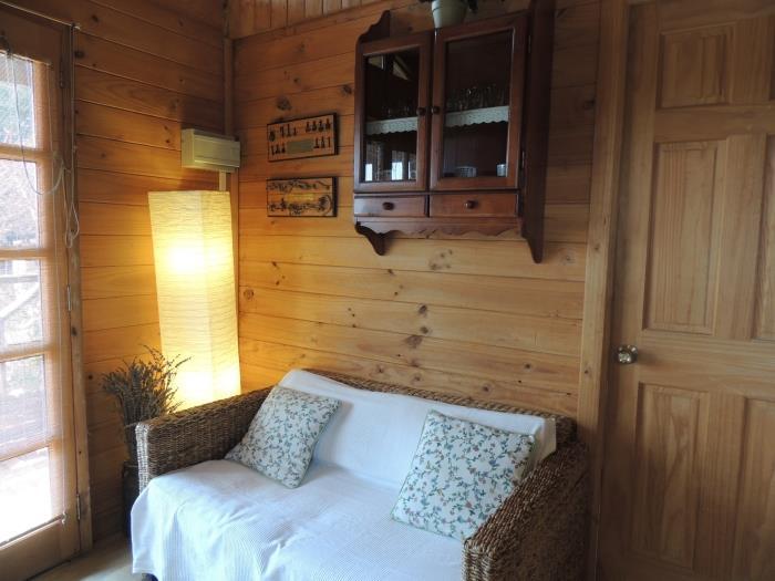 caseta de fusta - castellterçol