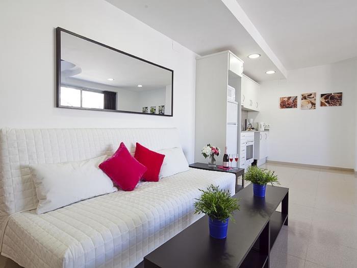penthouse 1 bedroom +1 bathroom terrace - barcelona