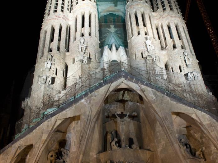 top sagrada familia - barcelona