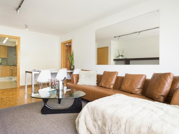 apartment for executives in barcelona center for 6 - barcelona