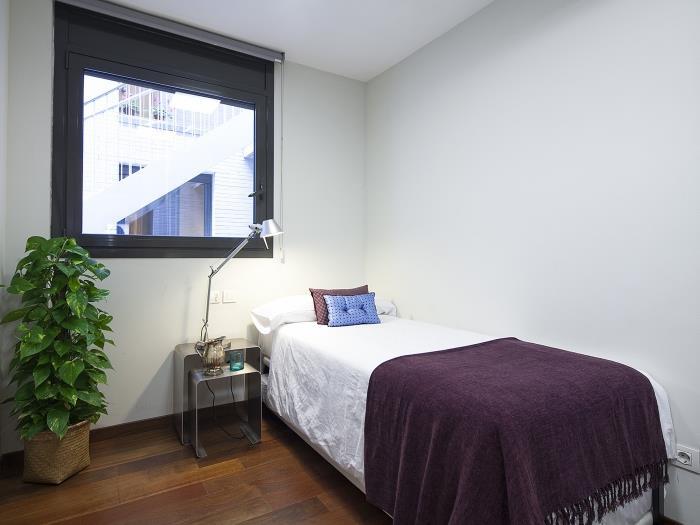 apartment terrace and pool near park güell for 8 - barcelona