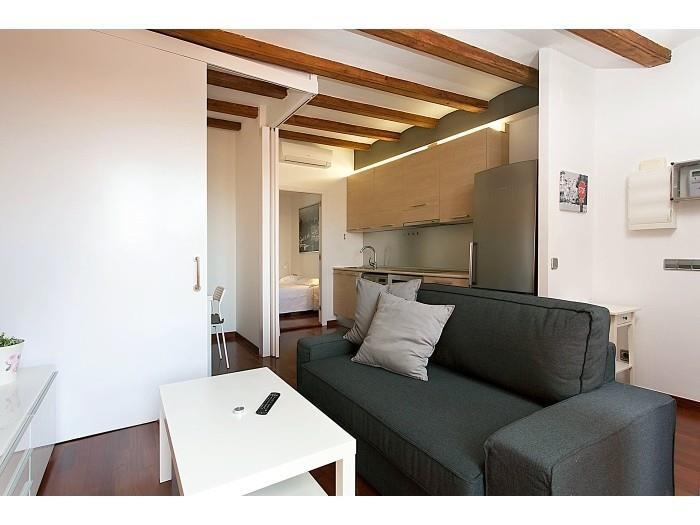 penthouse sant pau gaudi - barcelona