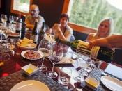 Visit and tasting of wine and olive oil, served with a tipycal catalan breakfast