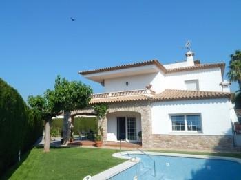 casa Platja d'Aro Villa de Luxe Torrebosca Platja d'Aro