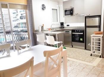 apartament Platja d'Aro apartament amb piscina a 2a línia Platja d'Aro