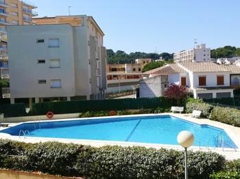 apartment Complexe Canigó amb piscina i 1º linea de mar Sant Antoni de Calonge