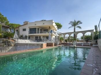 zuhause Villa Puigmal a Calonge Calonge