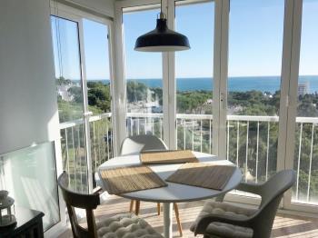 apartamento Apartament a vistes al mar i piscina TRAMUNTANA Platja d'Aro