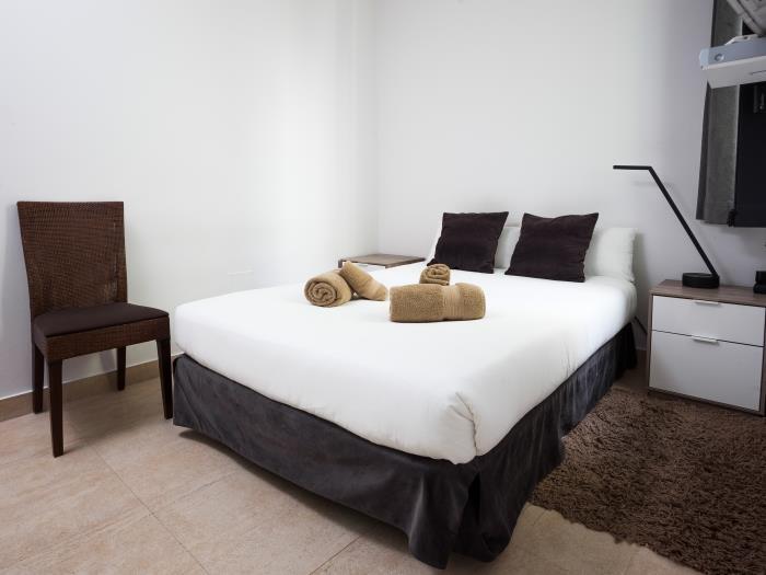 apartament superior de 6 habitacions - barcelona