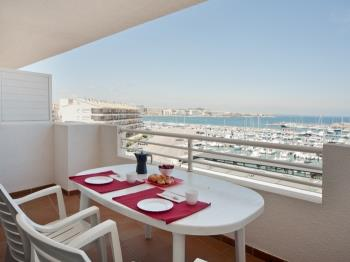 appartementen PORT MARINA 4 l'Escala