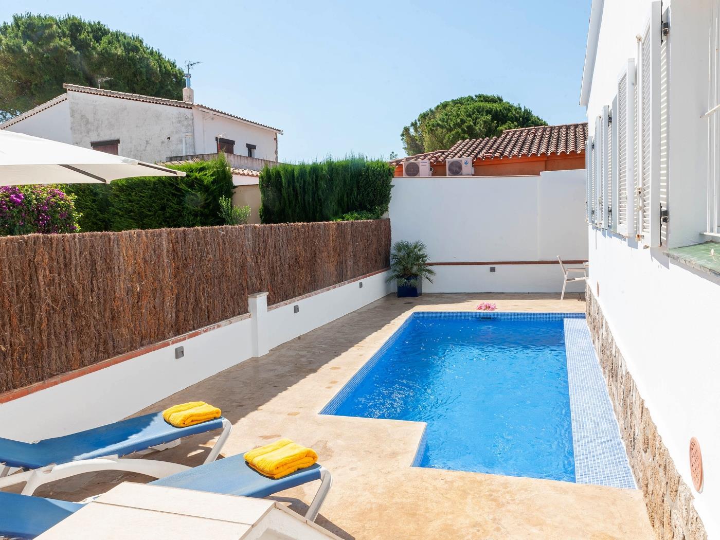 House With Private Pool Close To The Main Beach Hutg 052443 18 Unico Costa Brava