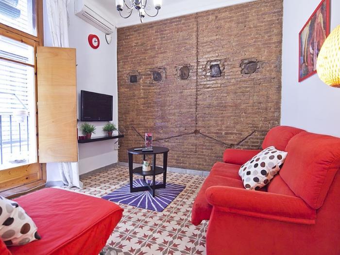 palau de la música 1bedroom - barcelona