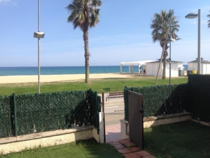 valentina platja, directo al mar - sant antoni de calonge