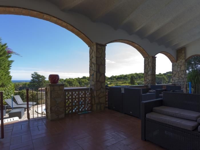 villa 226 con piscina privada - pals