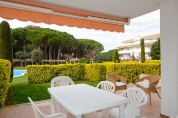 apartament GREEN MAR D 104 Masos de Pals