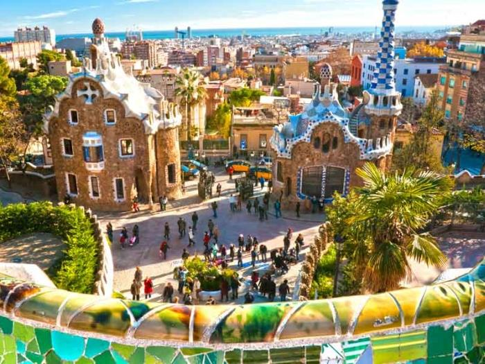 passeig de gracia luxury ii - barcelona