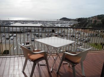appartamento JOAN I Apto. para 5 pax vista a mar C23029 Sant Feliu de Guíxols