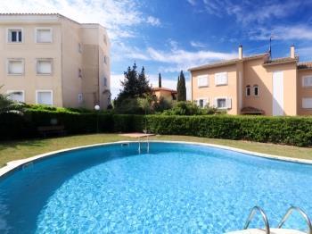 appartement BAHIA 2 Apto. 6 pax c/piscina comunitaria E32420 S'Agaró